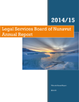 LSB Annual Report 2014-2015