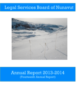 LSB Annual Report 2013-2014