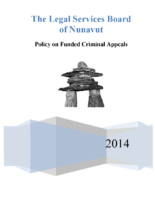 LSB Funded Criminal Appeals – September 2014