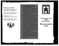 Child Protection Pamphlet