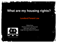 Your Housing Rights