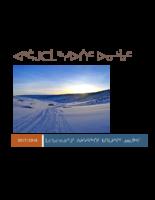LSB Annual Report 17-18 – Inuktitut
